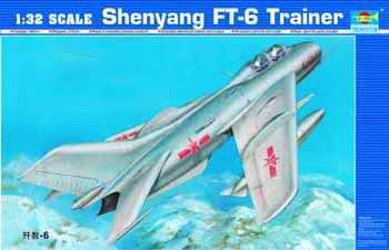 Shenyang FT-6 Trainer   02208