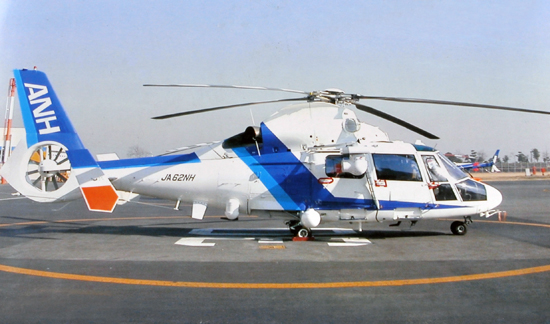 AEROSPATIALE AS365N2 DAUPIN  02819