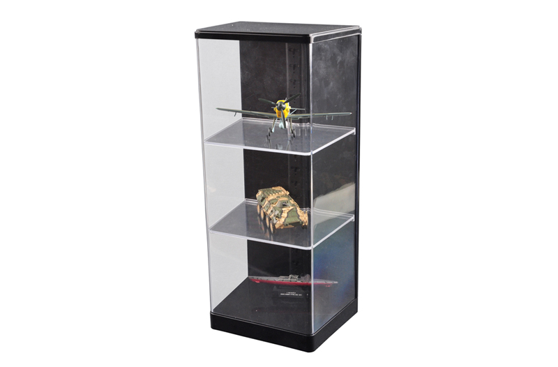DISPLAY CASE 165x120x360mm 09847