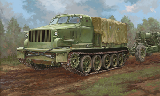 AT-T Artillery Prime Mover 09501