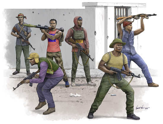 African Freedom Fighters 00438