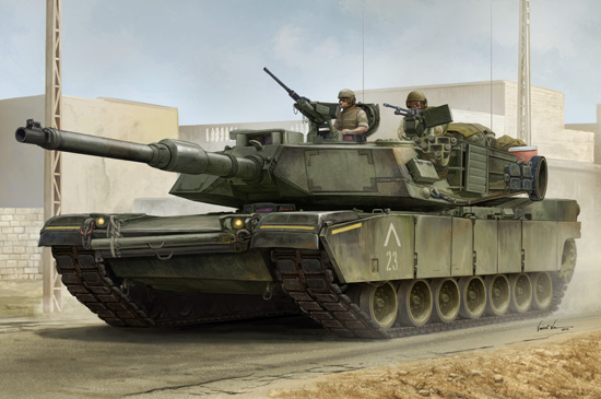 US M1A1 AIM MBT 00926