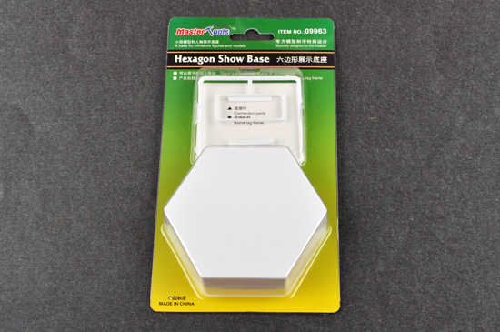 Hexagon base 09963