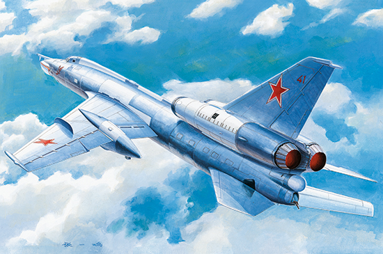 "Soviet Tu-22 ""Blinder"" tactical bomber 01695"
