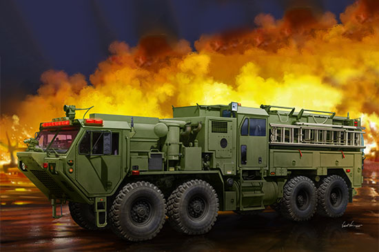 M1142 Tactical Fire Fighting Truck  (TFFT) 01067